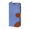 все цены на MOONCASE Alcatel One Touch POP C7 , Leather Flip Card Holder Pouch Stand Back ЧЕХОЛ ДЛЯ Alcatel One Touch POP C7 Blue онлайн