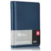 (Deli) 33051 нефрит нефрита серия бизнес-офиса 6 дыра живая кожа кожа / блокнот 25K / 100 страниц синий браслет из нефрита дэнс