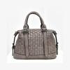 Мода сплетенный сумка Бостон Сумка 2016 новые случайные женщин сумка большая женская сумка кожаные сумки сумка женская dakine eq bag 31l merryann
