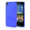 MOONCASE Hard Rubberized Rubber Coating Devise Back ЧЕХОЛДЛЯ HTC Desire 626 Blue сотовый телефон htc desire 626g blue