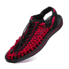 AiDELi Обувь ручной работы, обувь для обуви, пляжная обувь, мужские сандалии, повседневная обувь обувь ручной работы из италии