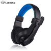 Lupuss G1 3,5 мм Surround Stereo Gaming Headset Headband Headphone с микрофоном для ПК high quality gaming headset with microphone stereo super bass headphones for gamer pc computer over head cool wire headphone