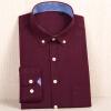 Черные белые случайные рубашки мужские рубашки мужская мода 2018 лето Обычная рубашка рубашки timberland рубашка