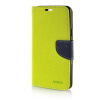 MOONCASE Cross pattern Leather Side Flip Wallet Card Slot Pouch Stand Shell Back ЧЕХОЛДЛЯ Samsung Galaxy A7 Green wallet cross texture clasp leather back cover shell for iphone 7 quote