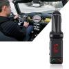 ЖК Bluetooth автомобильный комплект FM-передатчик MP3 USB зарядное устройство громкой связи для iPhone