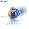 FEIE Mini Device Sordos Hearing Aid Sound Amplifier Wirless Ear plugs Aerophone S-15A Hearing Aids Free Shipping From China hearing aid analog behind the ear clear sound amplifier enhancement headphone deaf aids s 268 aerophone earplugs