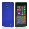 MOONCASE Hard Rubberized Rubber Coating Devise Back чехол для Nokia Lumia 630 Dark blue чехол nillkin для nokia lumia 930