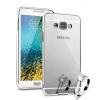 MOONCASE металлический каркас тонких край зеркало 2 в 1 случае прикрытие для Samsung Galaxy E7 mooncase металлический каркас тонких край зеркало 2 в 1 случае прикрытие для samsung galaxy a8