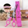 Женщины девушки зажим для волос Истончение инструменты челку отрезать ножницы стрижки комплект DIY инструменты для укладки волос rosa diy tesoura abc12