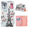 MOONCASE ЧЕХОЛДЛЯ iPhone 6 Plus (5.5) Flip Leather Wallet Card Slot Foldable Stand Feature [Pattern series] /a09 icarer wallet genuine leather phone stand cover for iphone 6s plus 6 plus marsh camouflage
