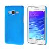 MOONCASE Жесткий Прорезиненные Резина Оболочка Вернуться Защитная крышка чехол для Samsung Galaxy Z1 Z130H Лазурь