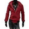 zogaa новые осенние и зимние мужские куртки, неформальная роскошь