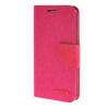 MOONCASE Galaxy S6 Edge , Leather Flip Wallet Card Holder Pouch Stand Back ЧЕХОЛ ДЛЯ Samsung Galaxy S6 Edge Hot pink чехол samsung flip wallet ef wg925pbegru для samsung galaxy s6 edge g925f черный