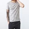 случайные люди футболки слим подходит 2016 мужчин сняли футболки хлопок летних мужчин футболки моды мягкой бесплатная доставка горячей продажи m-xxl