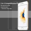 Ainy защитное стекло screen protector с маленьком цветном кряем для iphone 6/ 6S матовое защитное стекло ainy для apple iphone 7 plus