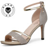 Женские туфли на высоком каблуке Модные туфли Дышащие сандалии лоферы marko туфли на каблуке