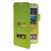 MOONCASE View Window Leather Side Flip Pouch Hard board Shell Back чехол для Samsung Galaxy Note I9220 Green mooncase view window leather side flip pouch hard board shell back чехол для samsung galaxy note i9220 black