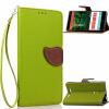 MOONCASE [оставляет магнитных] ремешок на запястье флип - пу - кожаный бумажник карту почты от назад дело прикрытия Nokia Lumia N830