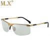 MX 2018 новые вождение фотохромные солнцезащитные очки Мужчины Поляризованный хамелеон обесцвечивание Солнцезащитные очки для мужч очки для страховки belay glasses belay glasses