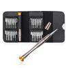 25 в 1 Отвертка Инструменты для ремонта электроники Комплект для бумажника
