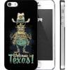 Иллюстратор Apple, iPhone SE / 5s телефон оболочки / защитный рукав мобильный телефон устанавливает Apple, 5S защитная оболочка Выдерживает падение рельефа иллюстратор серии Texas шериф