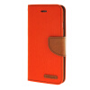 MOONCASE iPhone 6 Plus 5.5 , Leather Flip Pouch Stand Back ЧЕХОЛ ДЛЯ Apple iPhone 6 Plus ( 5.5 inch ) Orange roar korea noble leather stand view window case for iphone 7 4 7 inch orange