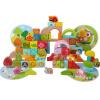 Hape 40 Li Yizhi бой вставленные блоки раннего детства материалы более 1 года бук E8321 hape удивительный пиксель арт кирпичики бой вставлено игрушки развивающие раннего детства более 3 лет e8369