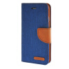 MOONCASE iPhone 6 Plus 5.5 , Leather Flip Pouch Stand Back ЧЕХОЛ ДЛЯ Apple iPhone 6 Plus ( 5.5 inch ) Dark blue stand leather case for iphone 6 plus 6s plus 5 5 inch with card slot dark blue