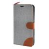 MOONCASE Zenfone 2 ZE550ML 5.5 , Leather Wallet Flip Stand ЧЕХОЛ ДЛЯ ASUS Zenfone 2 5.5 inch ZE550ML / ZE551ML Grey flip left and right stand pu leather case for asus zenfone c zc451cg