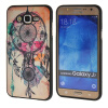 MOONCASE чехол для Samsung Galaxy J7 Pattern series Flexible Soft Gel TPU Silicone Skin Slim Durable Cover чехол perfeo для samsung j7 2017 tpu синий pf 5315