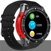 Smart Watch IP67 водонепроницаемый сердечный ритм спортивный монитор круглый экран 3G Wi-Fi Bluetooth iOS Android 5.1 Bluetooth-камера браслет ps vita дешево 3g wi fi