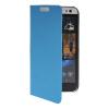MOONCASE тонкий кожаный бумажник флип сторона держателя карты Чехол с Kickstand чехол для HTC Desire 616 Голубой мобильный телефон htc desire 516 htc 516 core 5 0 1 4 5mp gps wifi
