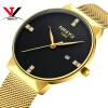 Женские часы Роскошные наручные часы Relogio Часы Feminino для женщин Milanese Steel Lady Rose Gold Кварцевые женские часы New часы женщины роскошные часы золото стальные женские платья наручные часы relogio feminino