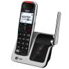 AT & T CRL51102BK автономный цифровой беспроводной стационарный телефон Caller ID телефон фиксированной беспроводной домашний офис принимает черный беспроводной телефон для дома сименс