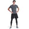 CAMEL Мужская Быстросохнущая Одежда, Тренировочный Костюм Для Фитнеса