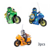 Hot Ninja Motorcycle Building Blocks Bricks toys Compatible legoINGly Ninjagoed Ninja for kids gifts plants vs zombies 050302 mysterious egypt building bricks blocks anime action figures my world minecraft toys for children gifts