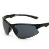 Бренд Мужские поляризованные спортивные солнцезащитные очки вождения Походные очки для очков Синие линзы Полу без оправы Восхождение Солнцезащитные очки Мужчины