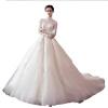 длинные кружевные втулки bling бальное платье свадебное платье купить бальное платье для девочек