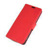все цены на  MOONCASE High quality Leather Side Flip Wallet Card Slot Pouch Stand Shell Back ЧЕХОЛДЛЯ Sony Xperia Z2 Red  онлайн