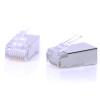 Vention 10 штуков/1 пакет соединитель UTP LAN Ethernet RJ45 CAT6e штекер 8p8c rj45 модульный штекер для сетевого кабели vention cat7 коннектор для сетевого кабеля соединитель