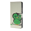 MOONCASE Owl Pattern Leather Side Flip Wallet Card Slot Stand Pouch ЧЕХОЛДЛЯ Huawei Ascend P8 mooncase чехол для huawei ascend p8 wallet card slot with kickstand flip leather back white