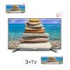 телевизор 32PR-HT2 TV DVB--T2 HDMI USB VGA AV IOS FULLHD 32телевизор led32TV телевизор TV телевизор