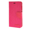 MOONCASE Xiaomi Rice MI 4i M4i , Leather Flip Wallet Card Holder Pouch Stand Back ЧЕХОЛ ДЛЯ Xiaomi Rice MI 4i M4i Hot pink xiaomi mi genuine leather wallet