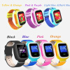 Дети GPS Safe Smart Watch Phone SOS Call Anti Lost Waterproof Tracker Watch smart gps tracker watch for kids with wifi gps smartwatch sos emergency child anti lost monitor wristwatch for android ios phone