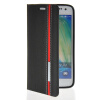 MOONCASE Business style Leather Side Flip Wallet Card Slot Pouch Stand Back чехол для Samsung Galaxy A3 Black mooncase business style leather side flip wallet card slot pouch stand back чехол для samsung galaxy a3 red