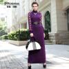 DF · RS Весна новый вязать платье темперамент полые кружева моды с длинными рукавами большие ярды длинные юбки женские юбки в розницу