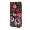 MOONCASE Butterfly style Leather Wallet Flip Card Slot Stand Pouch чехол для ASUS Zenfone 5 A501CG A04 mooncase owl style leather wallet flip card slot stand pouch чехол для asus zenfone 5 a501cg a14