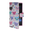 все цены на MOONCASE Pattern Style Leather Side Flip Wallet Card Slot Pouch Stand Shell Back ЧЕХОЛДЛЯ Sony Xperia Z1 L39h онлайн
