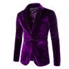 zogaa шелковый легких одной грудью уик вниз новых слим мужской костюм купить шелковый халат мужской спб