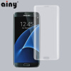 Ainy 3D Full Cover Защитное Стекло screen protector для Samsung GALAXY S7 edge аксессуар защитное стекло samsung galaxy s6 edge solomon 3d transparent